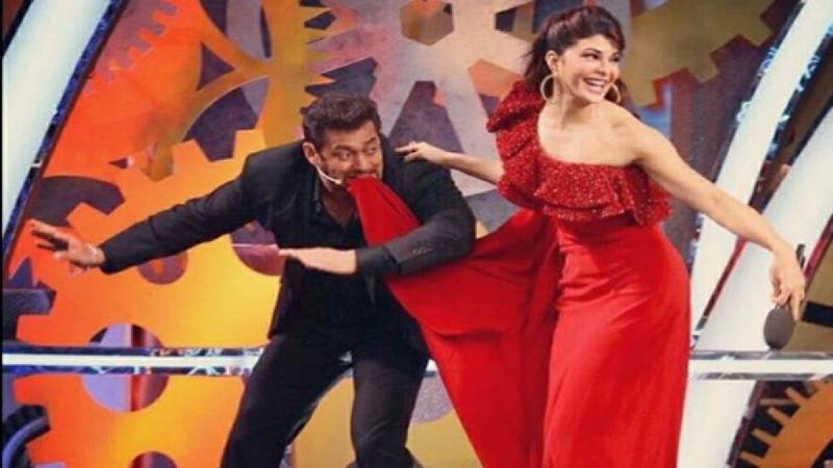 Bigg Boss 11: Salman and Jacqueline recreate their signature step from their movie Kick