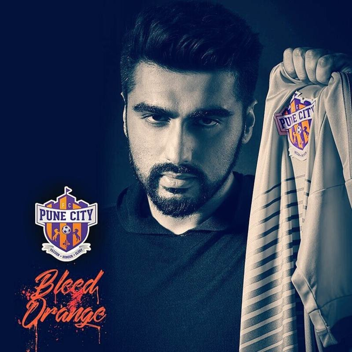ISL 2017: Arjun Kapoor named co-owner of FC Pune City