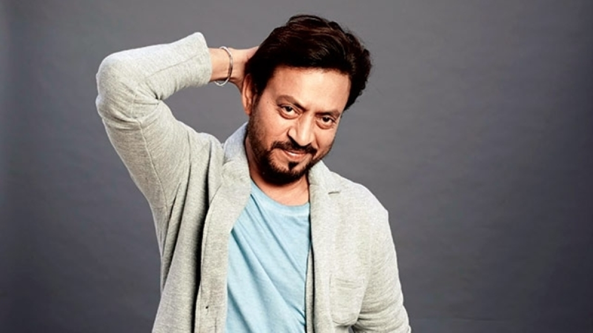 My wife is my best friend and we discuss everything, says Irrfan Khan