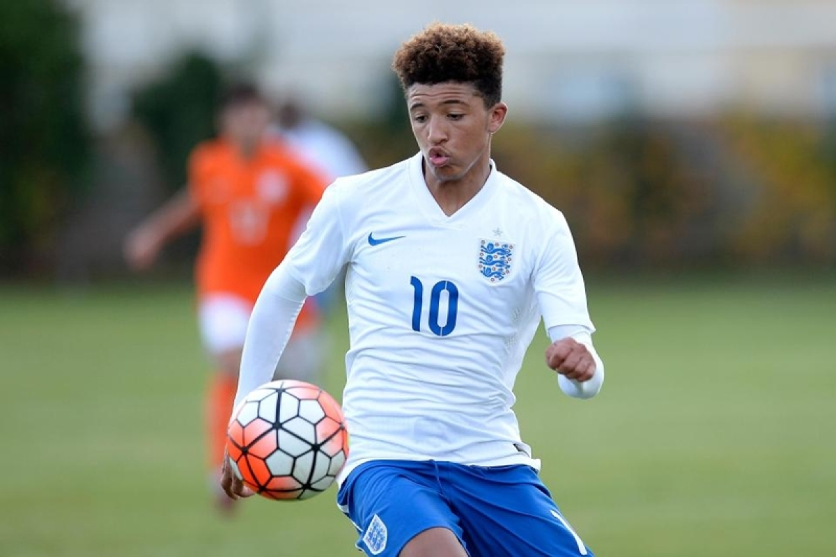 FIFA U-17 World Cup: England hopeful of getting Jadon Sancho's services