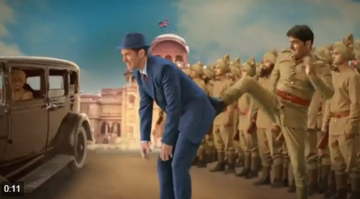 Firangi Motion Poster: Kapil Sharma is back with his comedy will tickle your funny bones