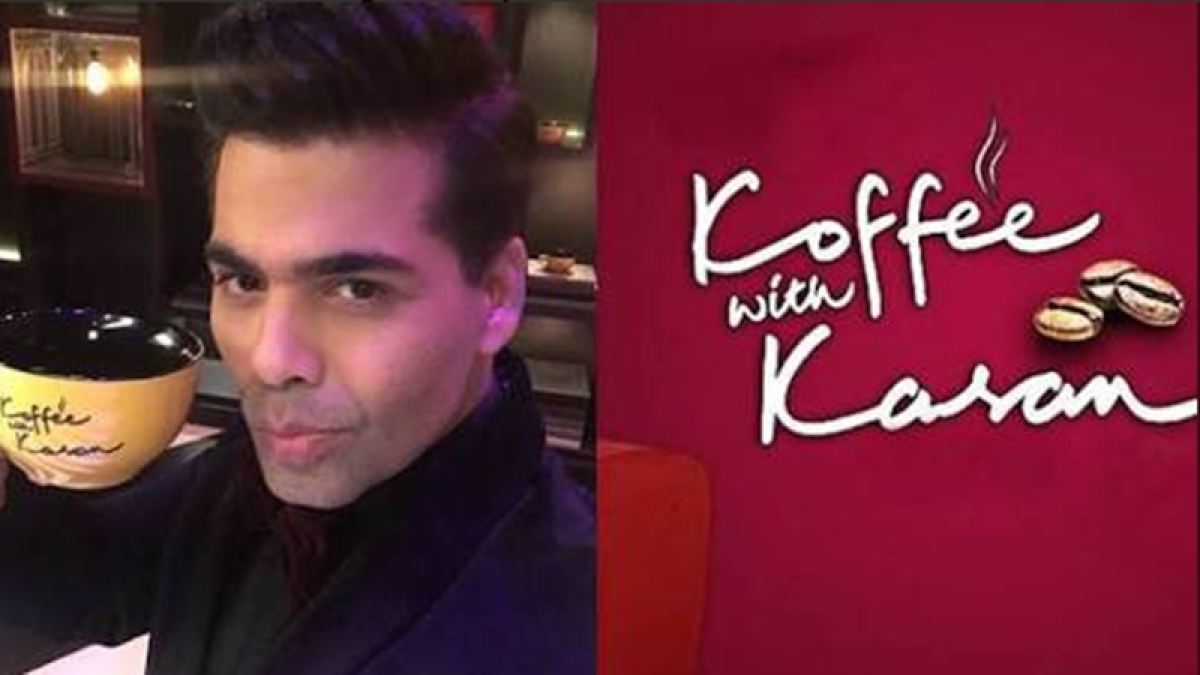 "Karan Johar hints at season six of ""Koffee With Karan"""