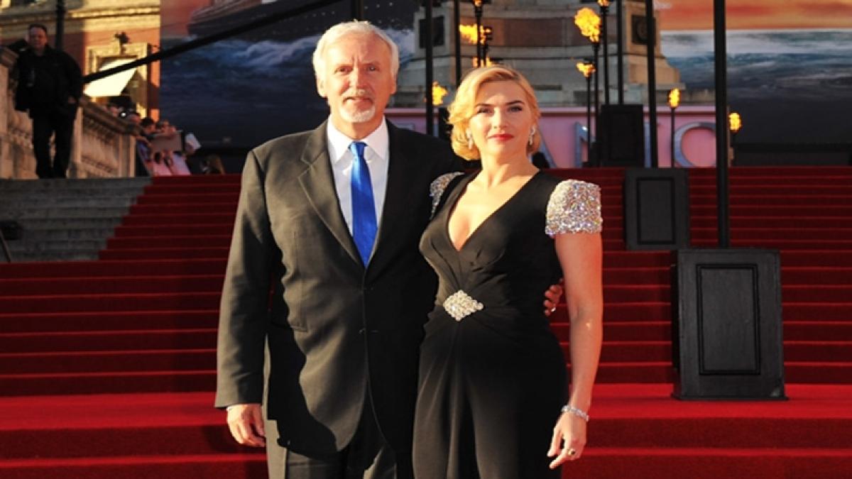 `Avatar` sequel reunites Kate Winslet with `Titanic` director James Cameron