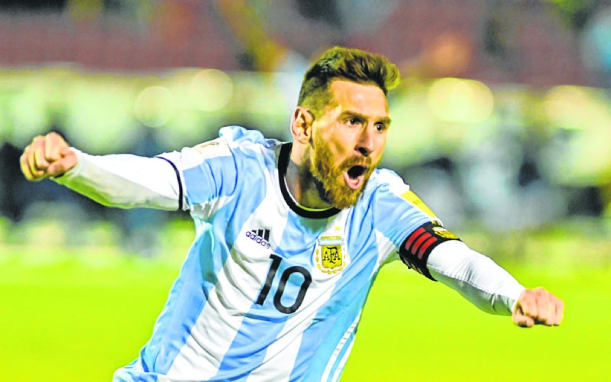 La Liga: Lionel Messi takes Barcelona 11 points clear, Cristiano Ronaldo hits fourgoals