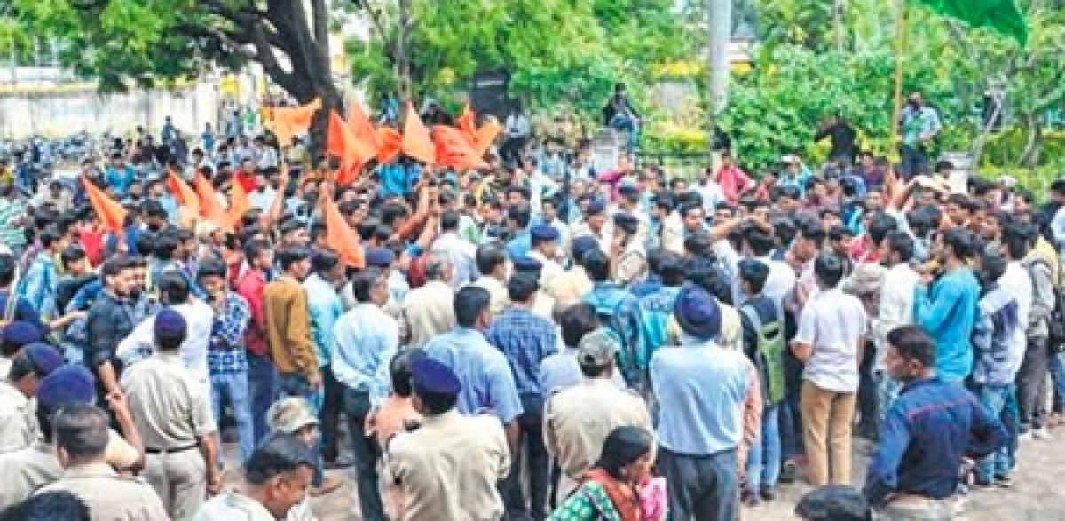 Ujjain: Madhav College in eye of storm ahead of student union polls