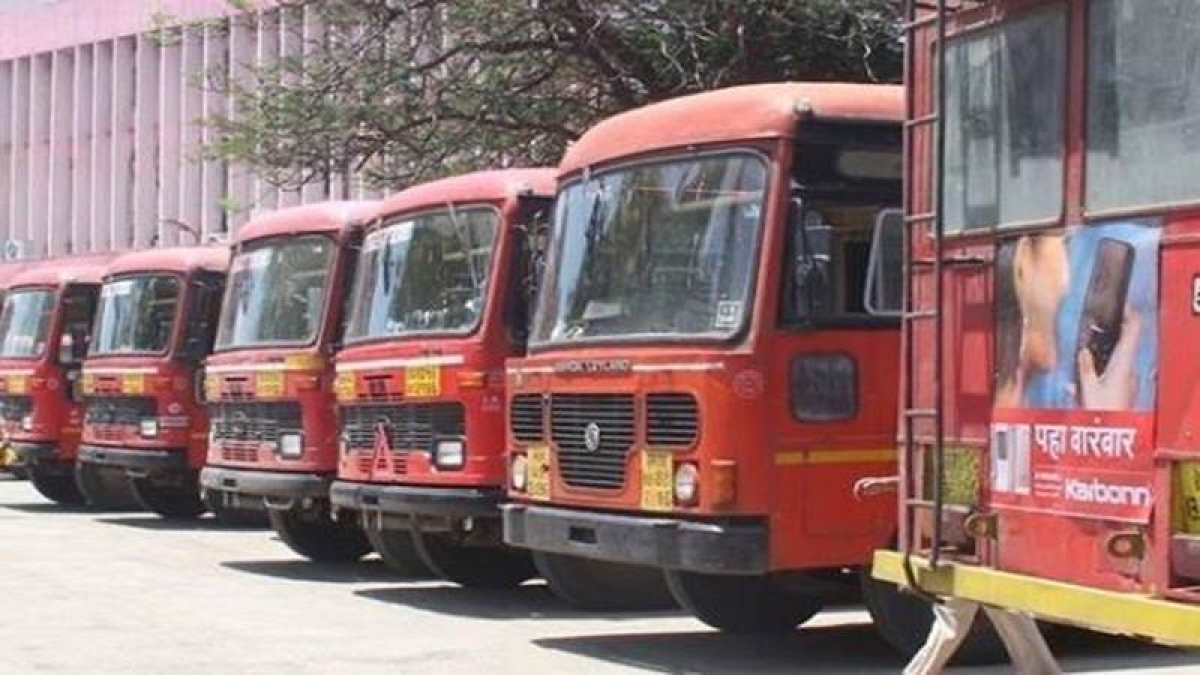 Maharashtra govt imposes strict curbs: ST buses to ply only for essential services, says Transport Minister Anil Parab