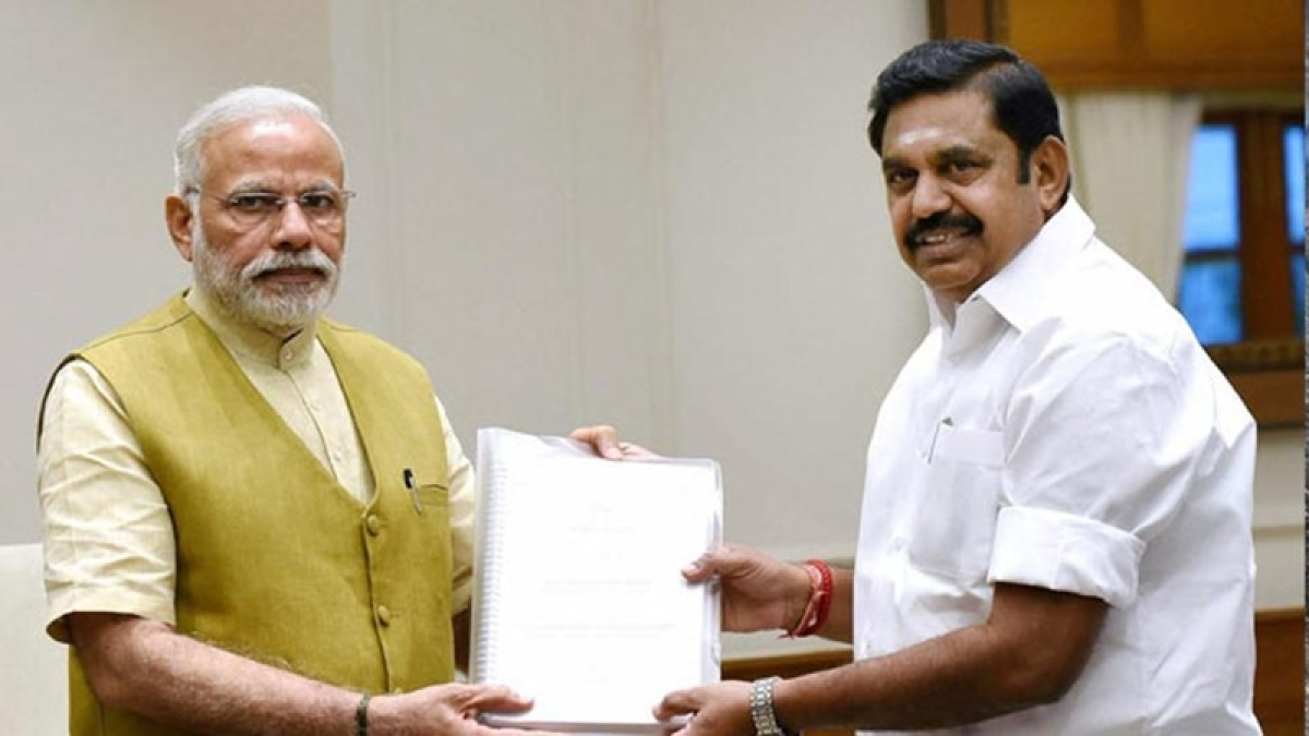 No alliance with or support to BJP, says Tamil Nadu CM over no-Confidence motion against Centre