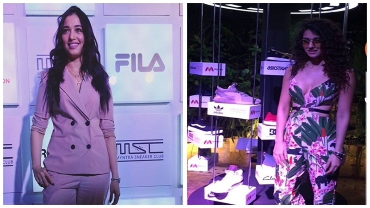 In Pictures: Tiger Shroff, DishaPataniand other B-town celebs dazzle at online shopping website event