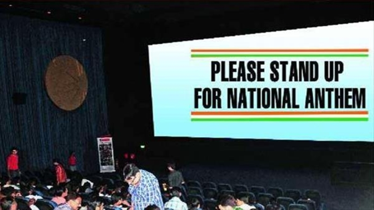 Jammu And Kashmir: Two students refused to stand for National Anthem, booked