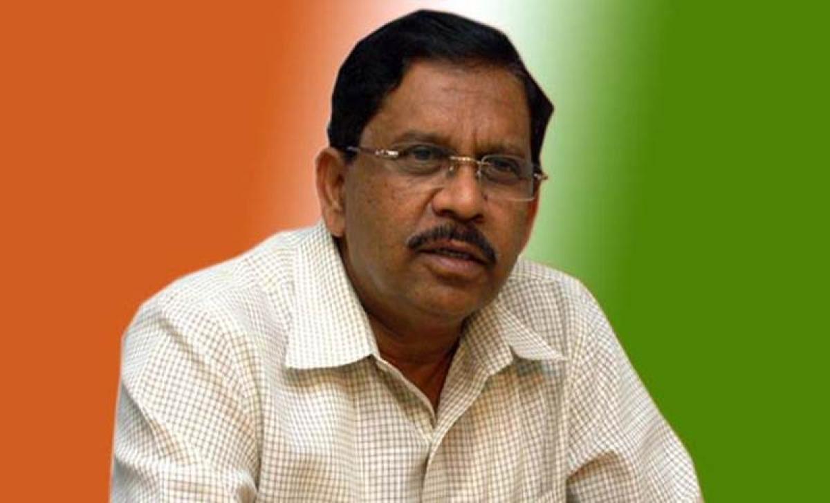 Rahul Gandhi asked us to avoid making personal comments against BJP leaders: Parameshwara