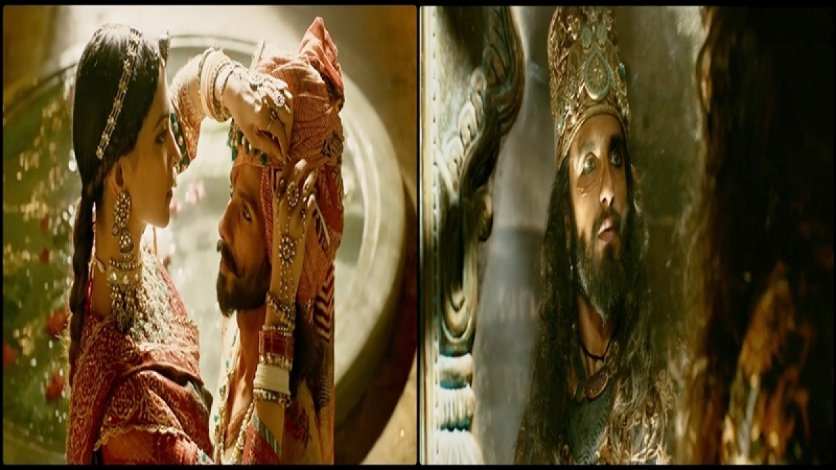 'Padmaavat' Box Office Collections: Ranveer, Deepika and Shahid's film collects Rs 50 crore