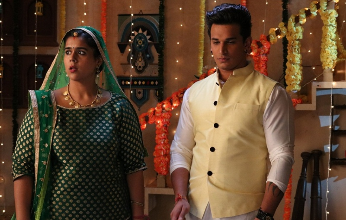 Prince Narula's illness leads to change in the track of 'Badho Bahu'