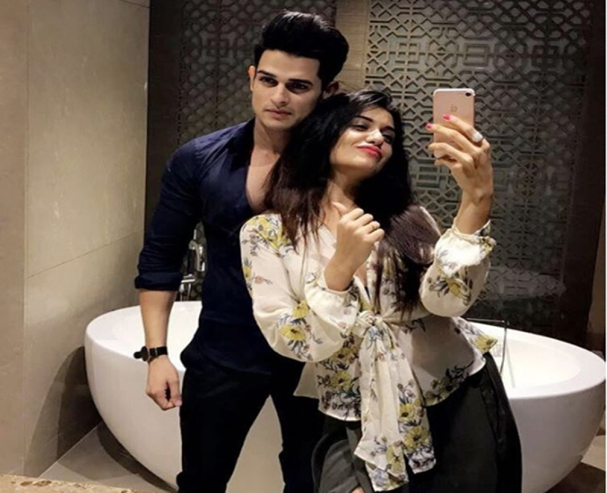 SHOCKING! Bigg Boss contestant Priyank Sharma and MTV Splitsvilla girl Divya Agarwal BREAK UP? Read what Divya says