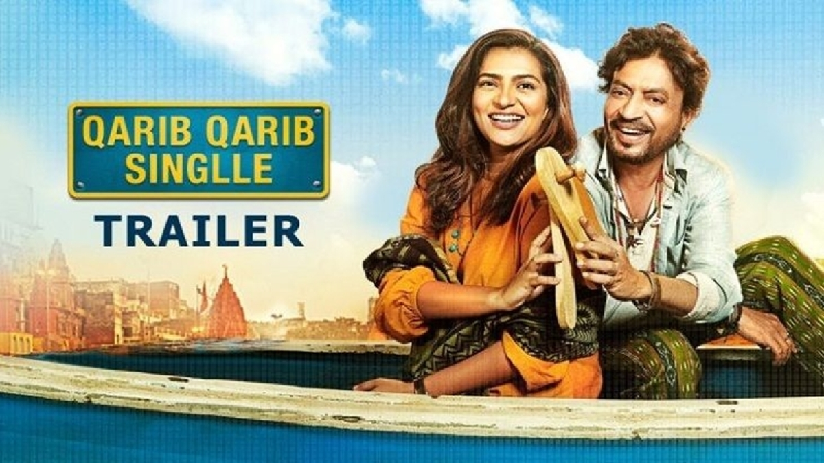 Irrfan Khan suggests 'Qarib Qarib Singlle' as a new relationship status