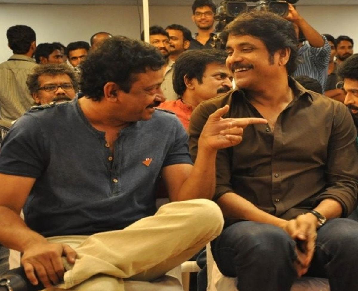 RGV, Nagarjuna set to reunite after two decades
