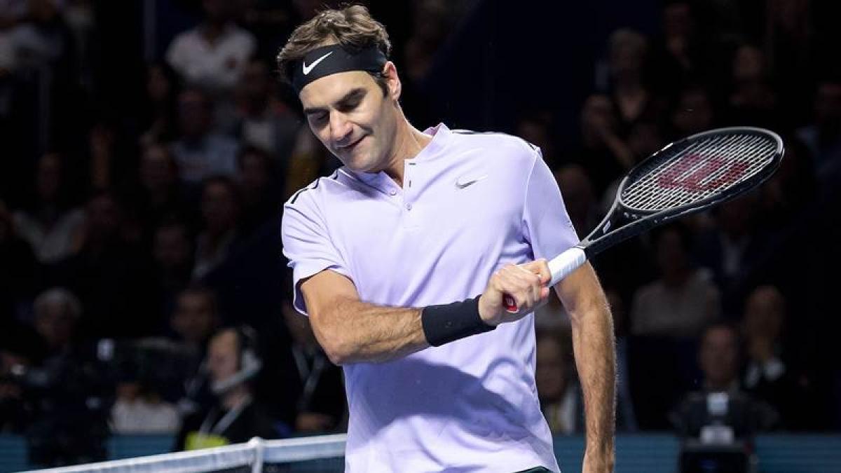 ATP Tour Finals: Federer to face Zverev, Nadal drawn against Grigor Dimitrov
