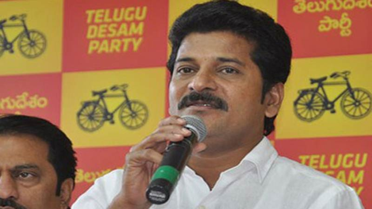 IT department raids residences of Telangana Congress leader A Revanth Reddy, party calls it political vendetta