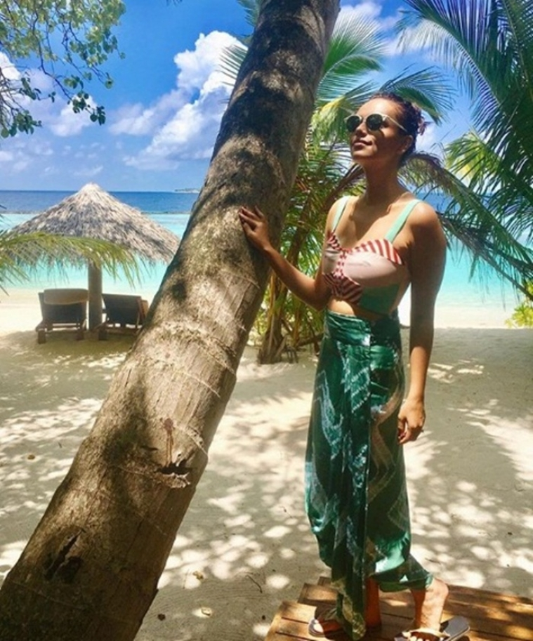 In Pictures: Roshni Chopra exotic holiday in the Maldives will make you swoon!