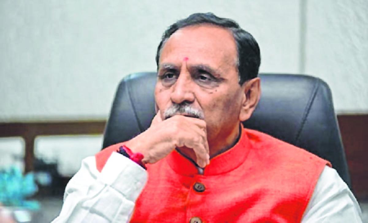 Congress guns for Gujarat CM Rupani in SEBI case of manipulative share trading