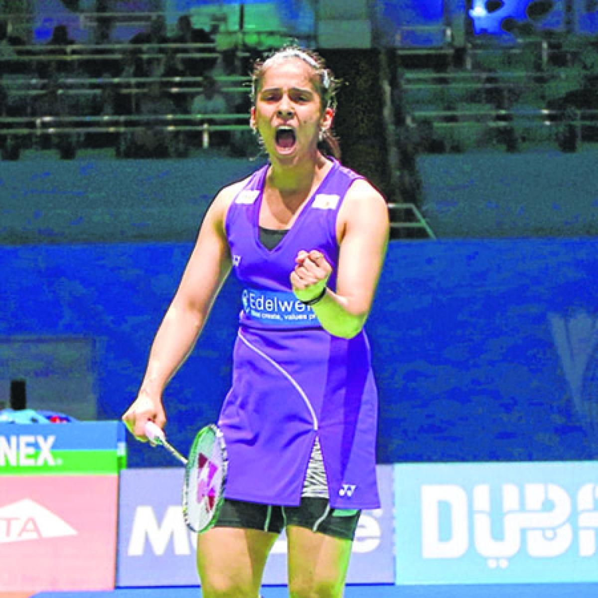 Sindhu crashes out of Denmark Open, Saina knocks out Marin