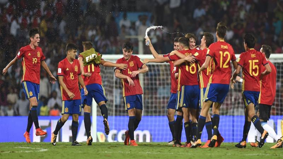 FIFA U-17 World Cup 2017: New champion on cards as England, Spain to Play in 1st Ever All-Euro Final