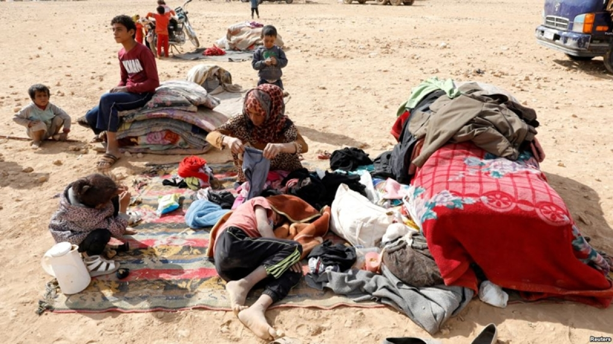 UN official: Over 13 million people inside Syria need aid
