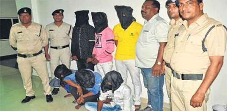 Ujjain: Two sensational loot and murder attempt cases solved