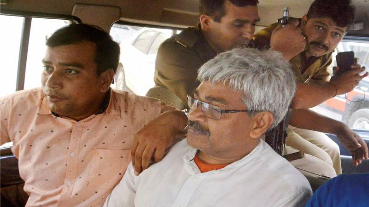 Chhattisgarh sex CD scandal: Journalist Vinod Verma sent to judicial remand till Nov 13