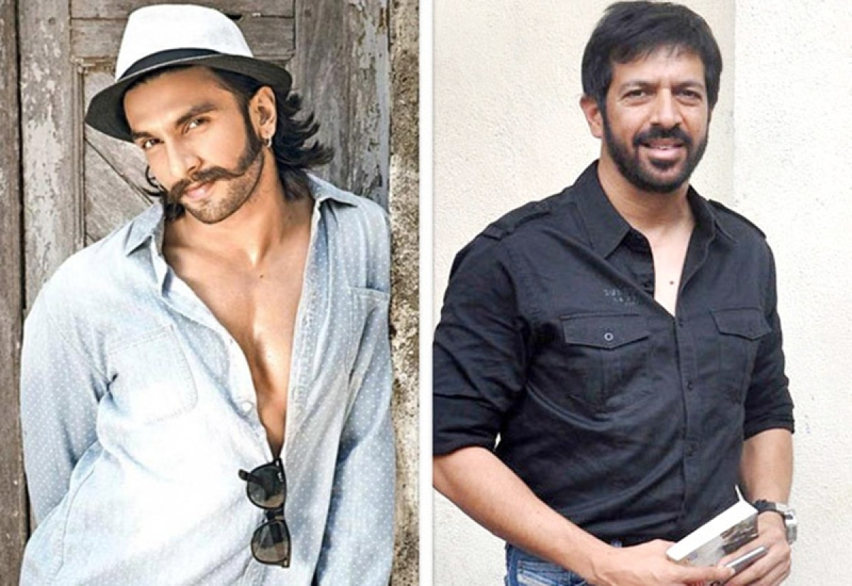 Kabir Khan is fond of Ranveer Singh