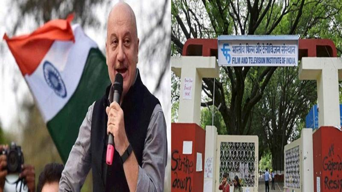 Is FTII's autonomous stature under threat by Anupam Kher's appointment?