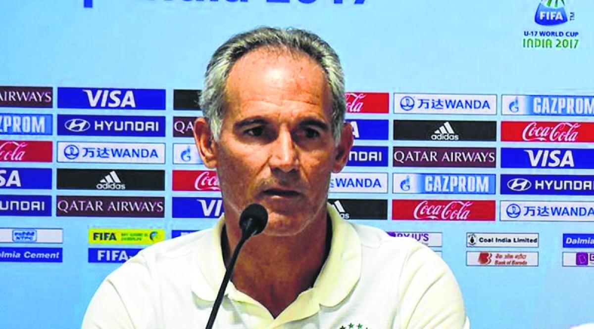 Playing seven games bigger than final: Brazilian coach