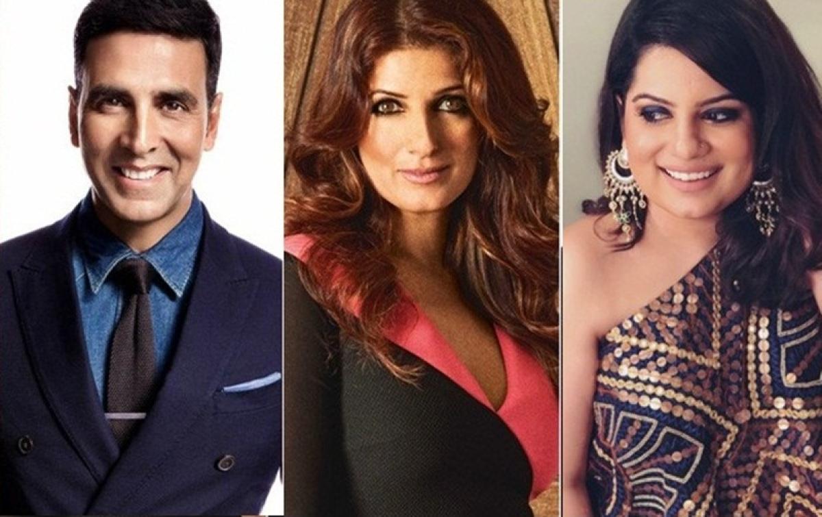 Twinkle Khanna posts lame jokes on Akshay Kumar, Mallika Dua has an interesting response; find out what