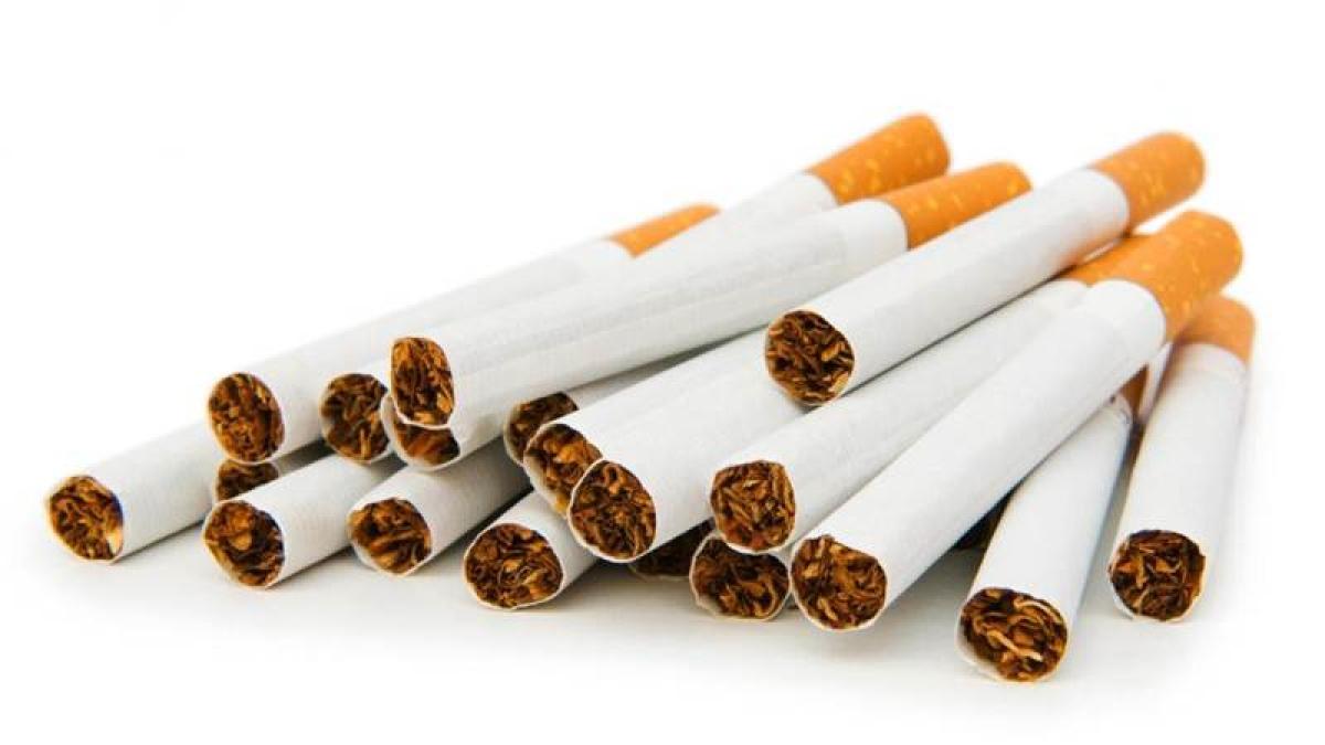 DRI seizes illegally imported cigarettes