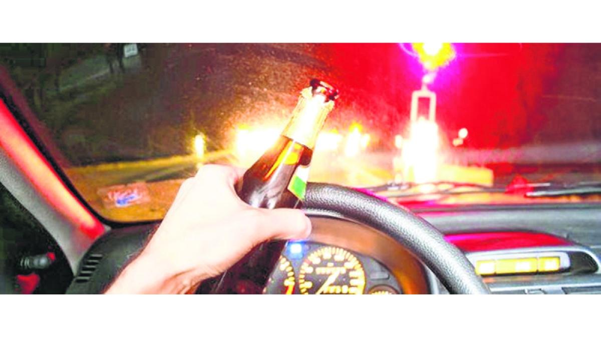 Mumbai: Despite heavy fine, cases of drunken driving are on the rise