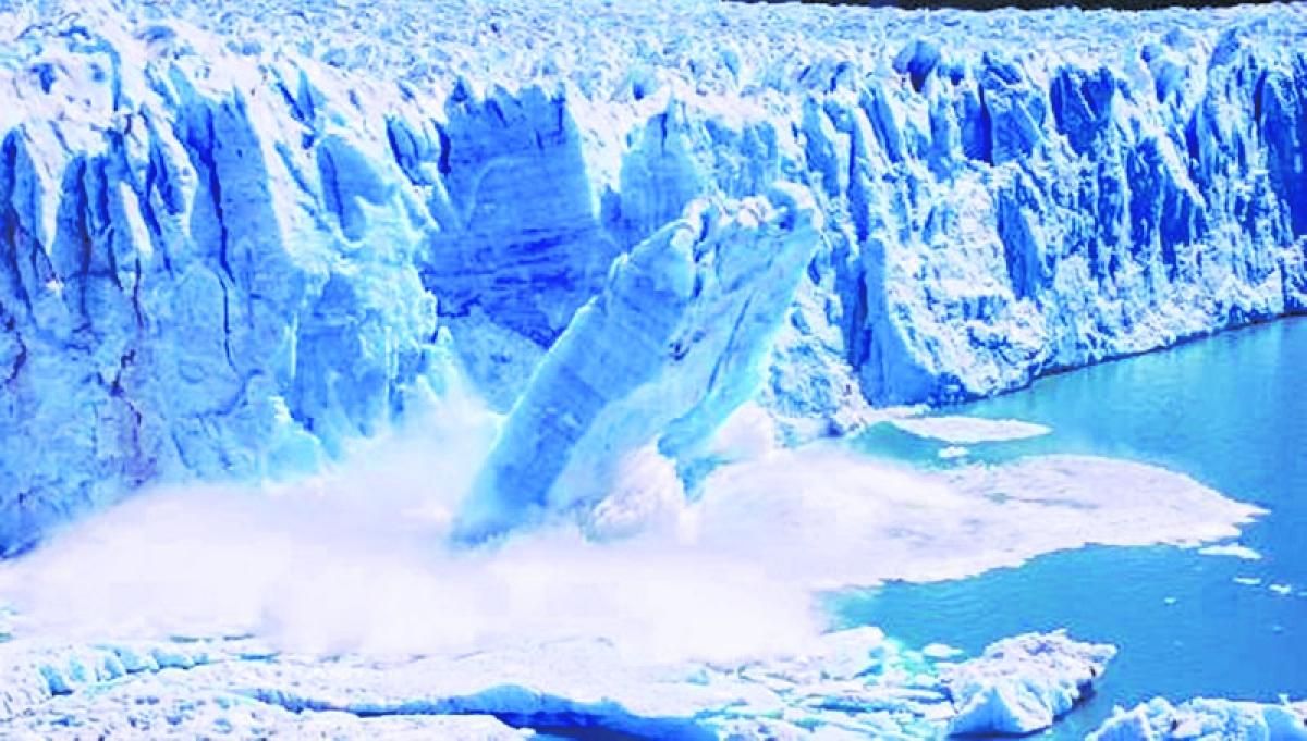 Alarm over N-residue in glaciers