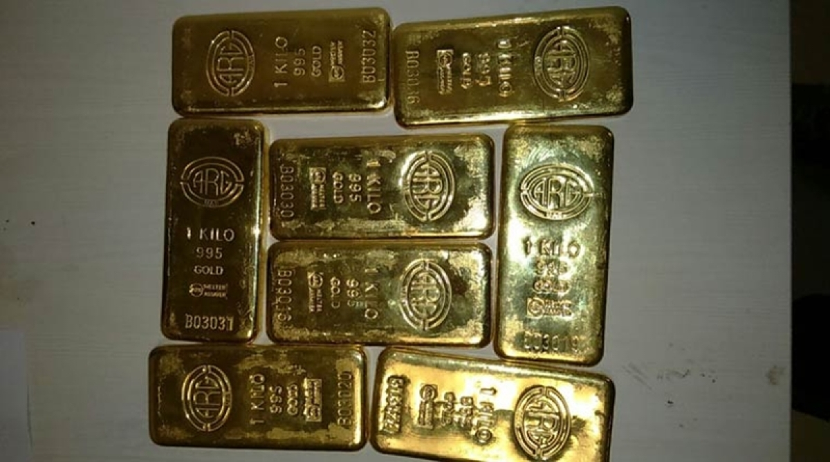 43 per cent increase in gold seizure at Mumbai International Airport, Egyptian women acting as carriers