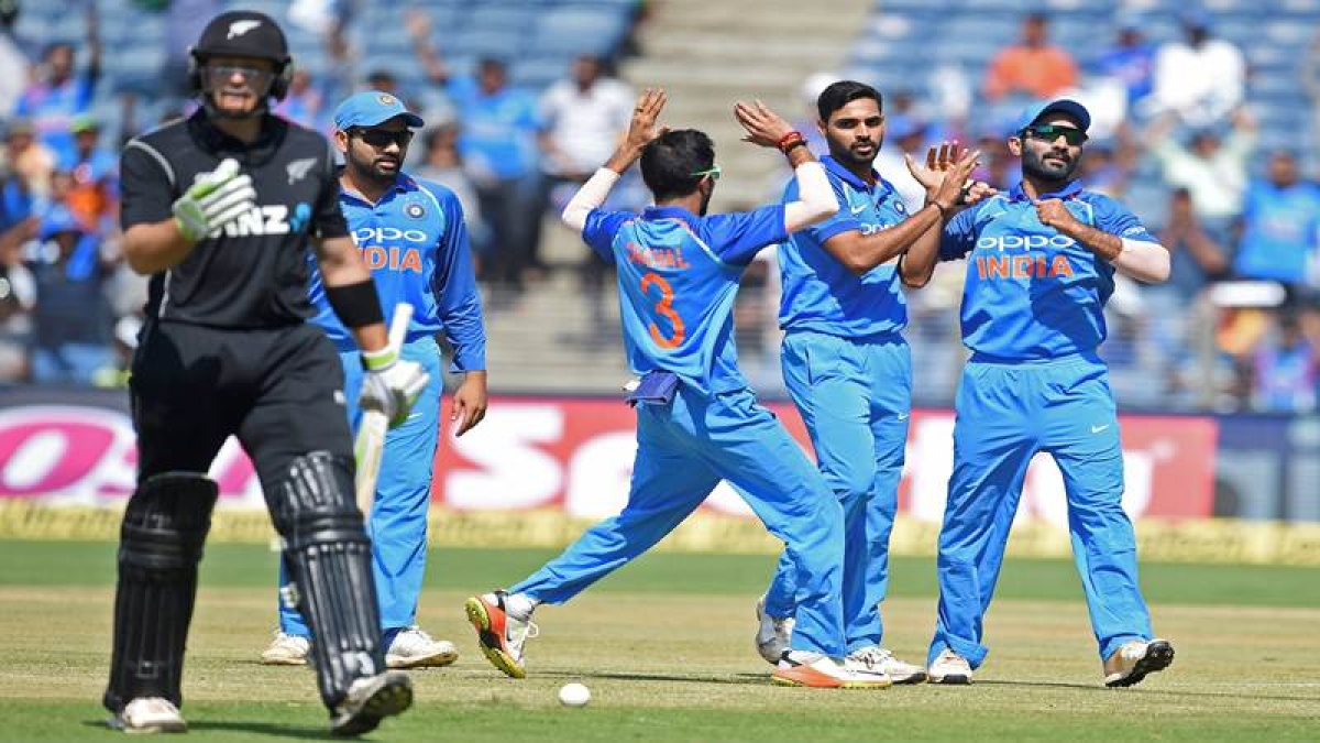 India vs New Zealand: India makes a stunning comeback to beat NZ by six wickets