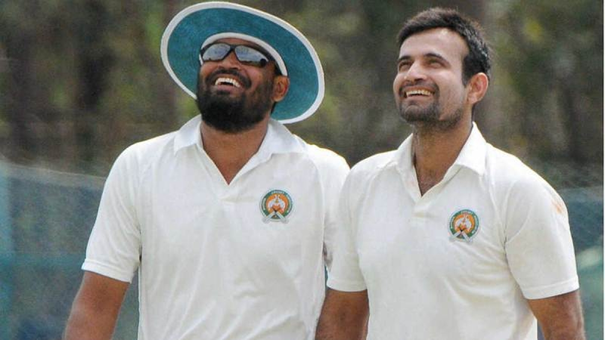 Yusuf Pathan hits hundred, but it's brother Irfan who's delighted; watch video