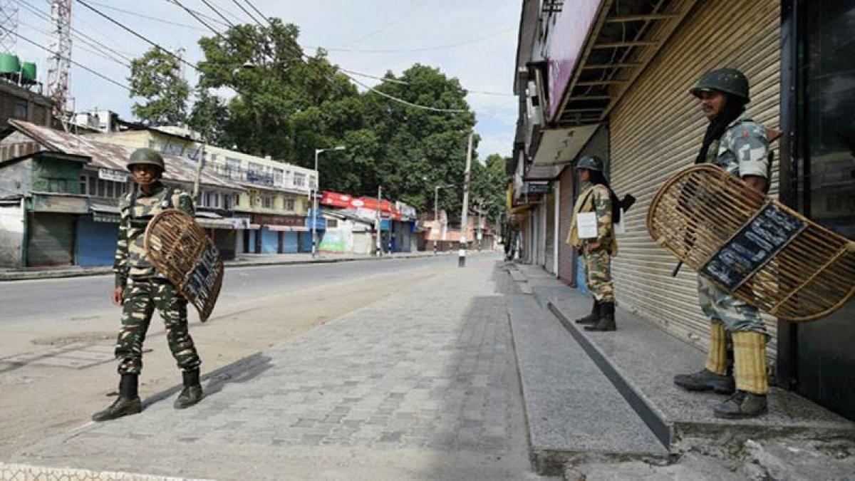 Jammu & Kashmir: Restrictions in Srinagar to prevent protests