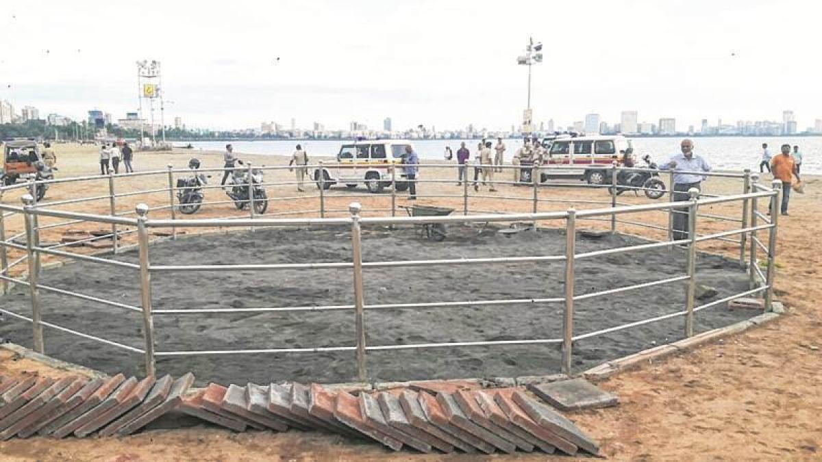 Mumbai: BMC demolishes illegal kabutar khana