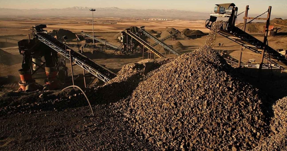 Goa's iron ore industry hit due to poor international prices