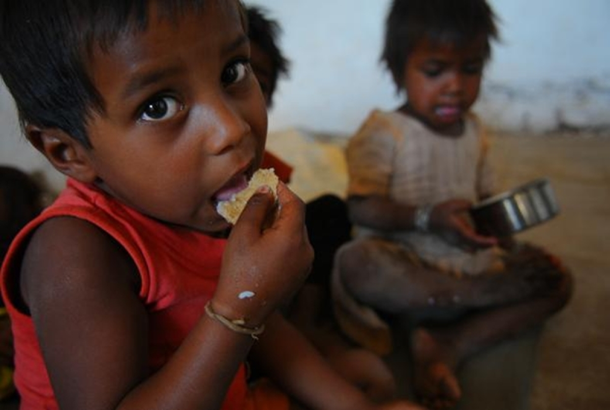Fighting malnourishment, a challenge for Maharashtra government