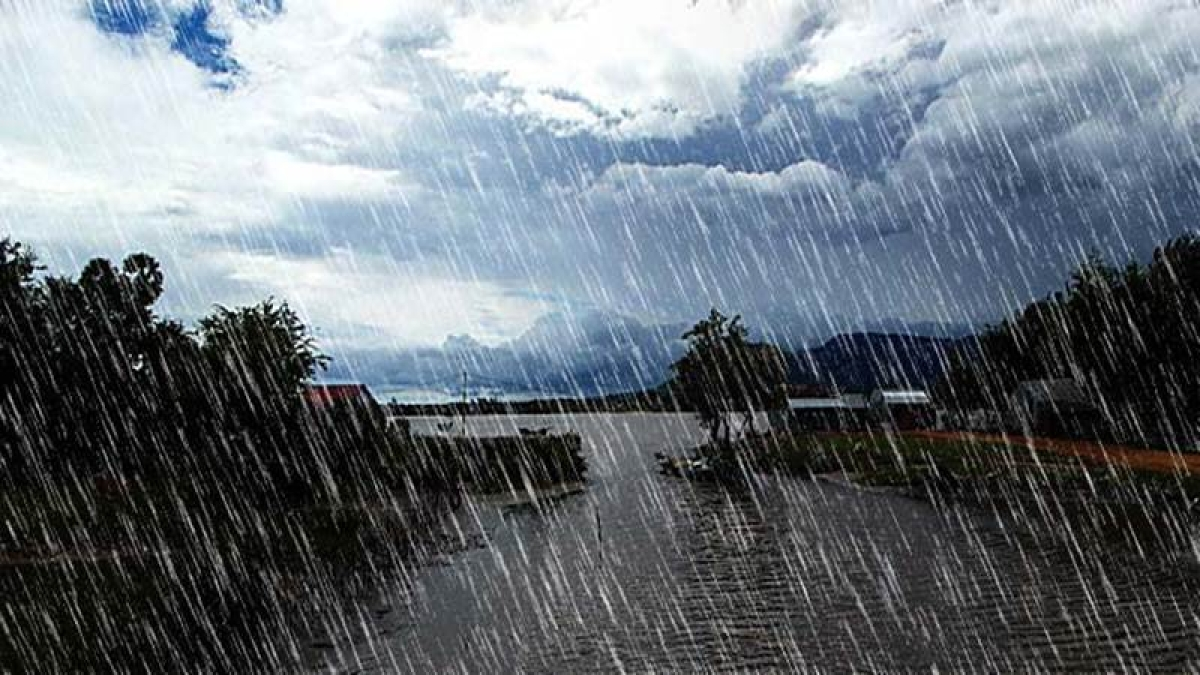 Mumbai records its highest rainfall in past six years
