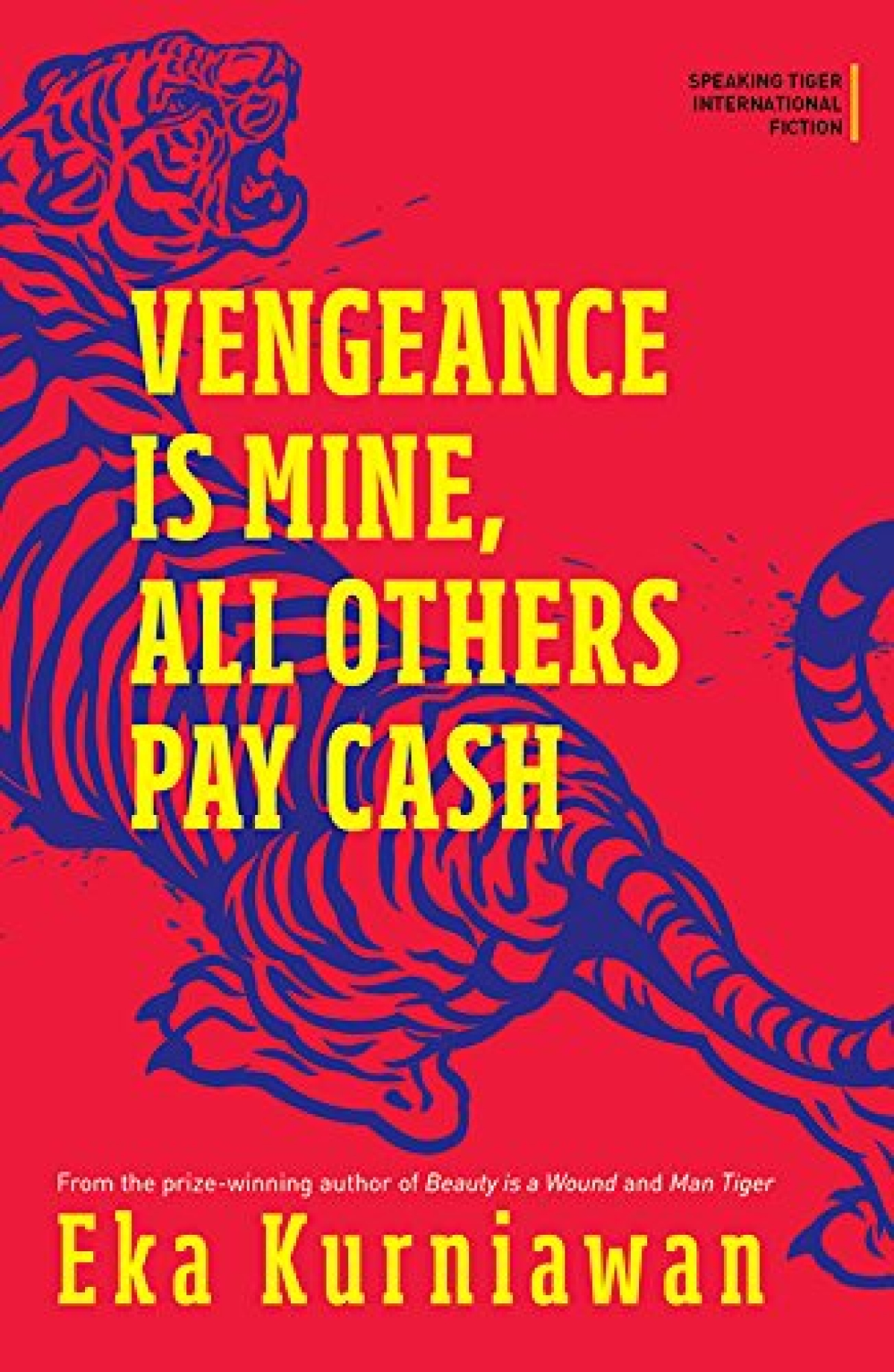 Vengeance Is Mine, All Others Pay Cash: Review