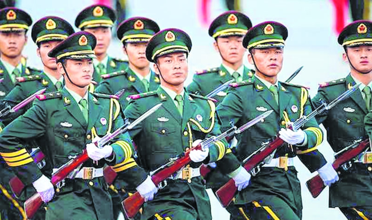 Xi revamps PLA ahead of CPC Congress