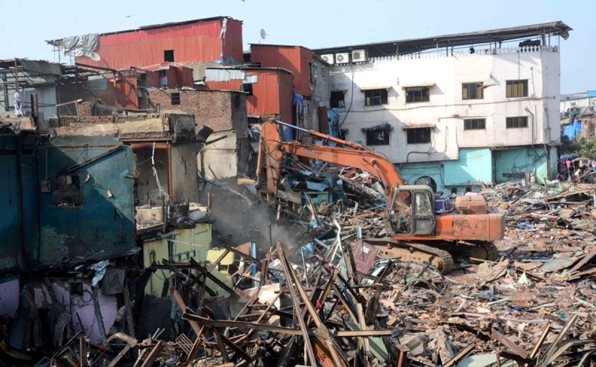 Bandra slum dwellers to be shifted to Mahul, Bombay High Court denies relief