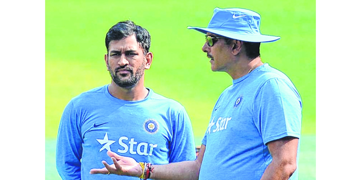 Look at your career before commenting on MSD: Ravi