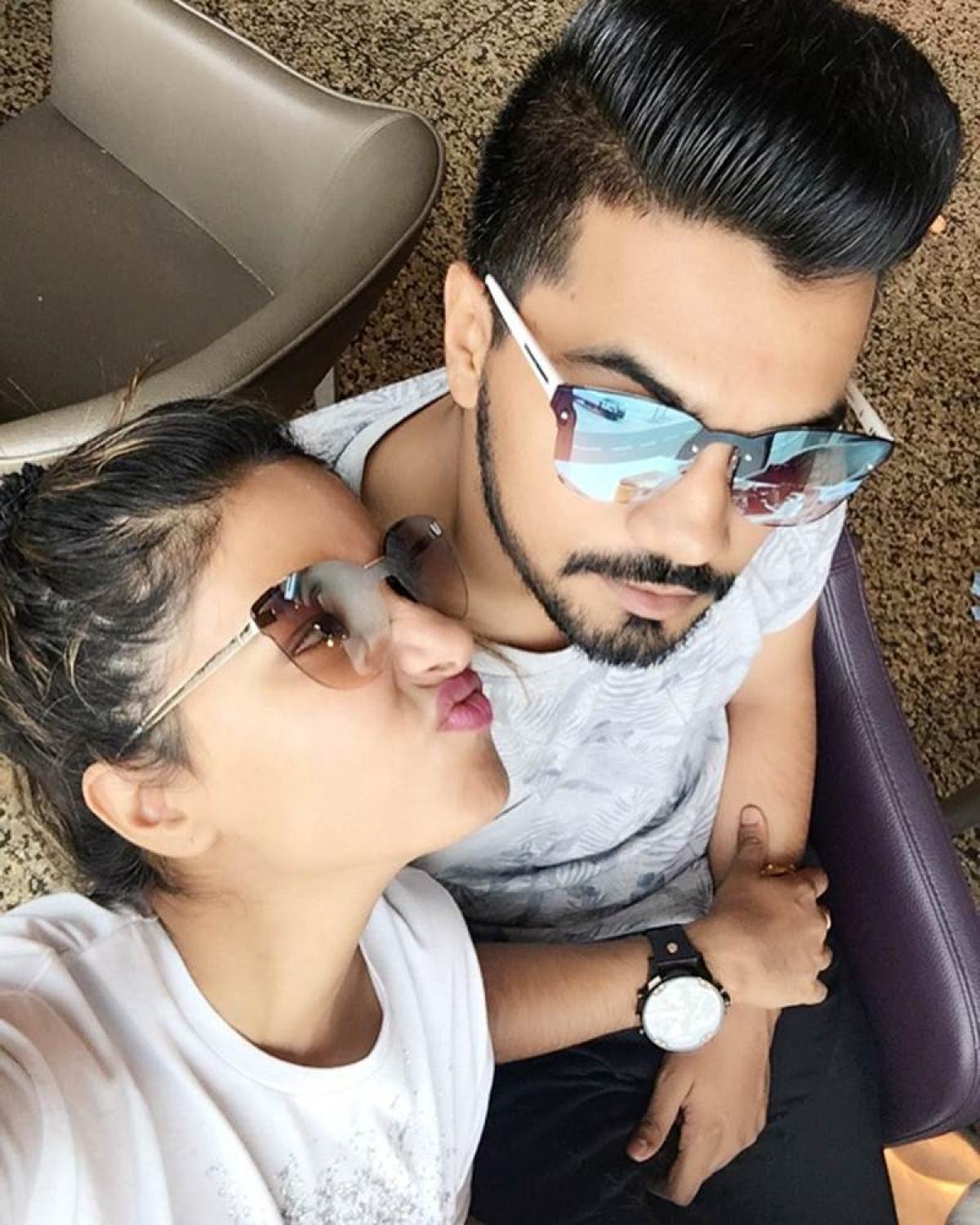 Bigg Boss 11: Karan Patel and Hina Khan's boyfriend Rocky Jaiswal have an ugly Twitter spat; find out why