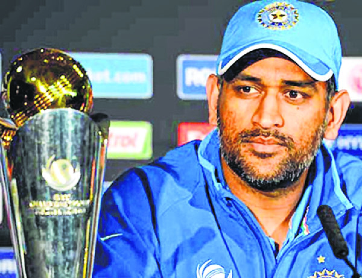 Indo-Pak series is more than a sport, says Dhoni