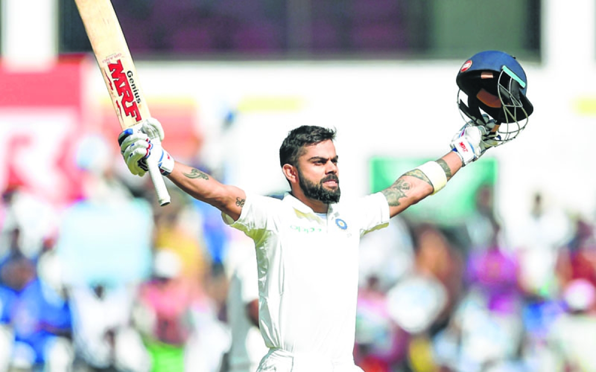 India smell another 'Virat' win